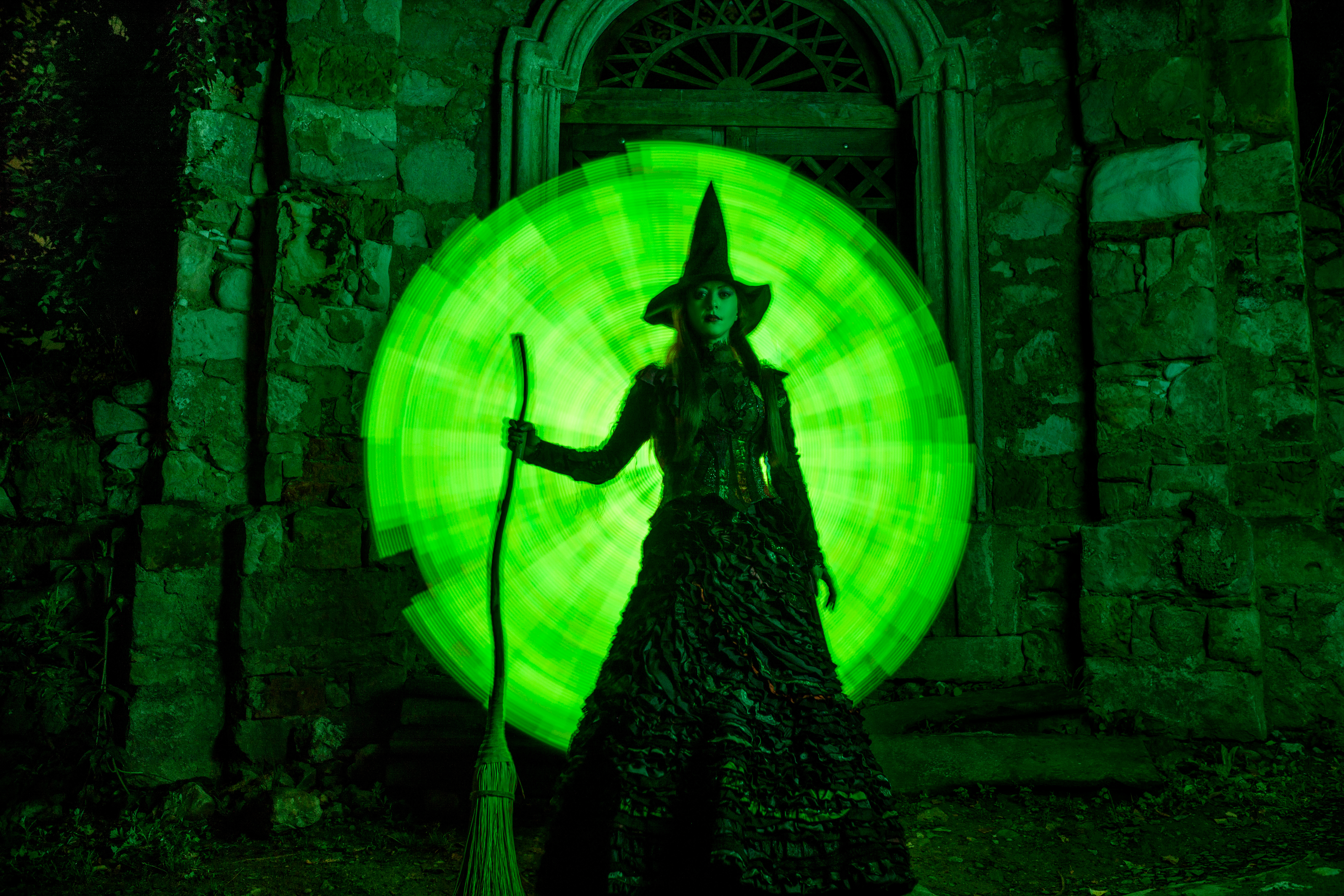 Elphaba - Movies & Comics