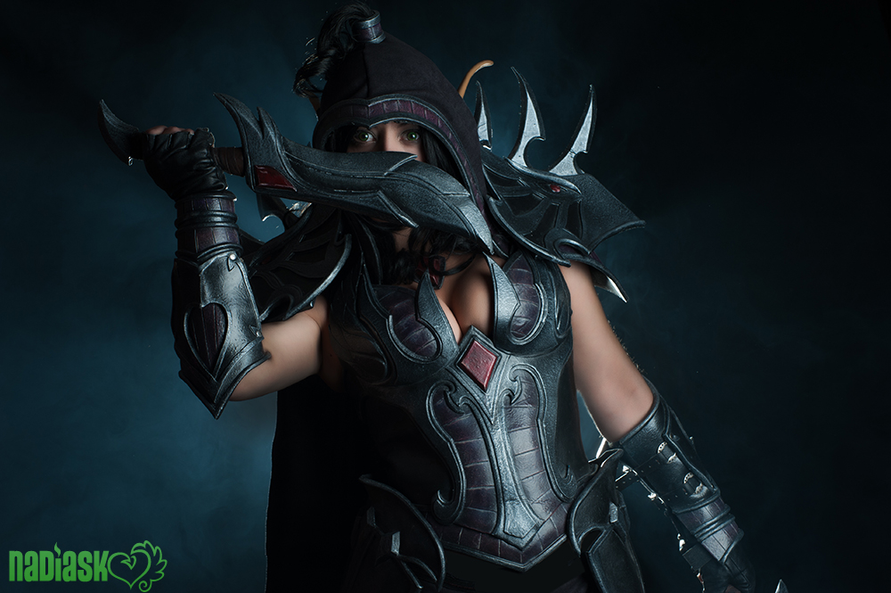 Joleera (Throne of the Tides for World of Warcraft) - Ph. Matteo Arienti - VideoGames